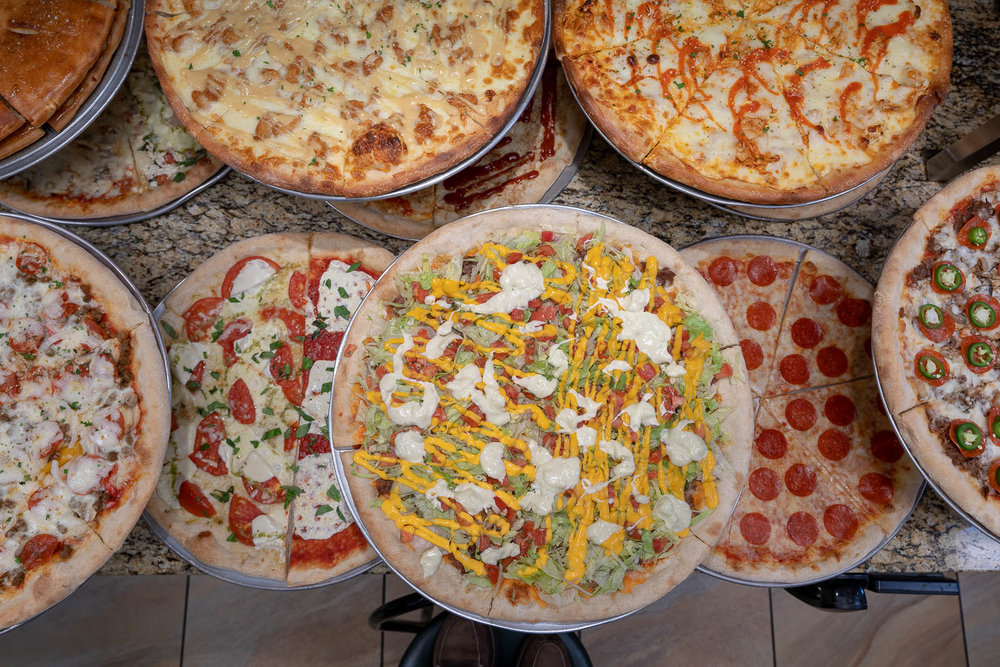 Bravo Pizza West Chester Pa -  Pizza Table.jpg