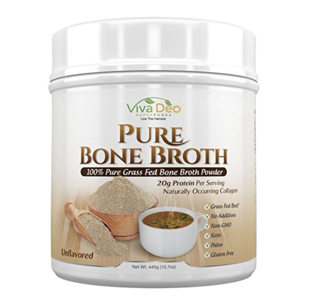Unflavored Bone Broth