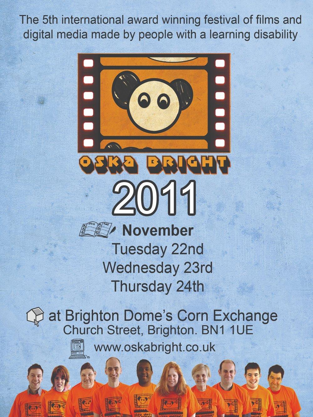 Oska Bright Film Festival 2011 Programme -