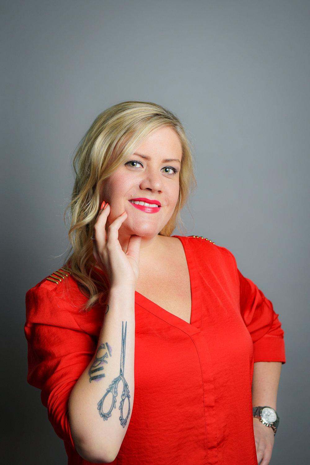 Anna Lamberts- Hair Stylist