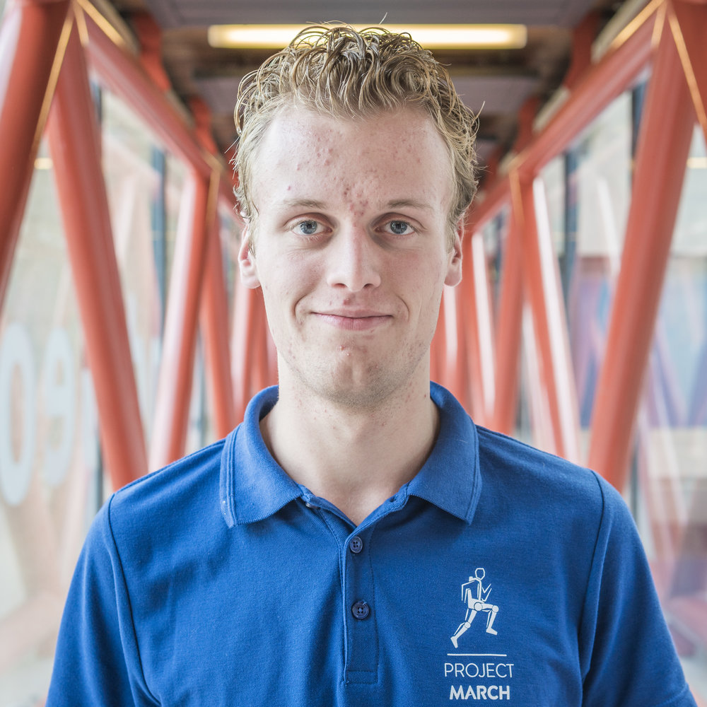 Micheal Treffers  Software & Control Engineer