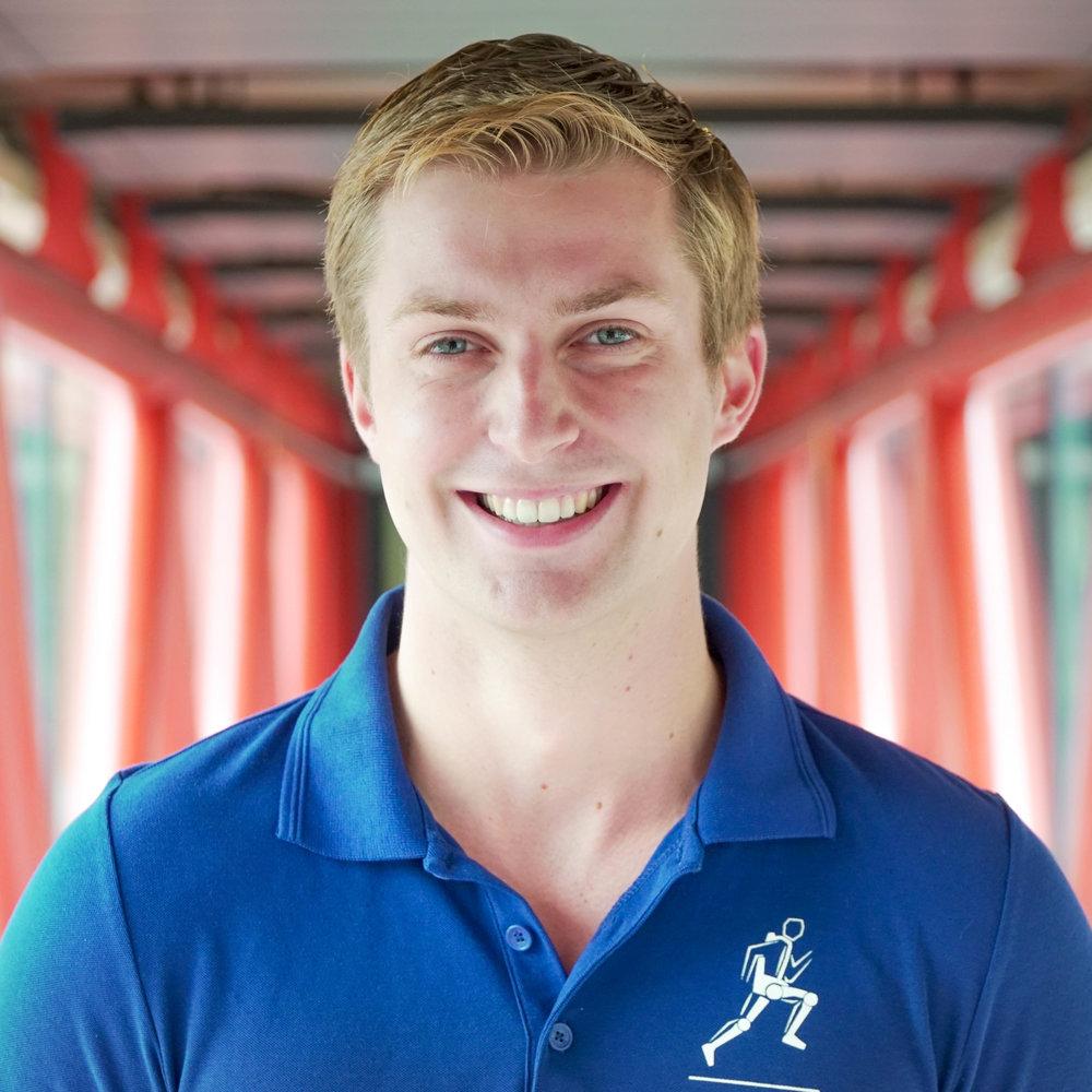 Jorick Kamphof  Team Manager