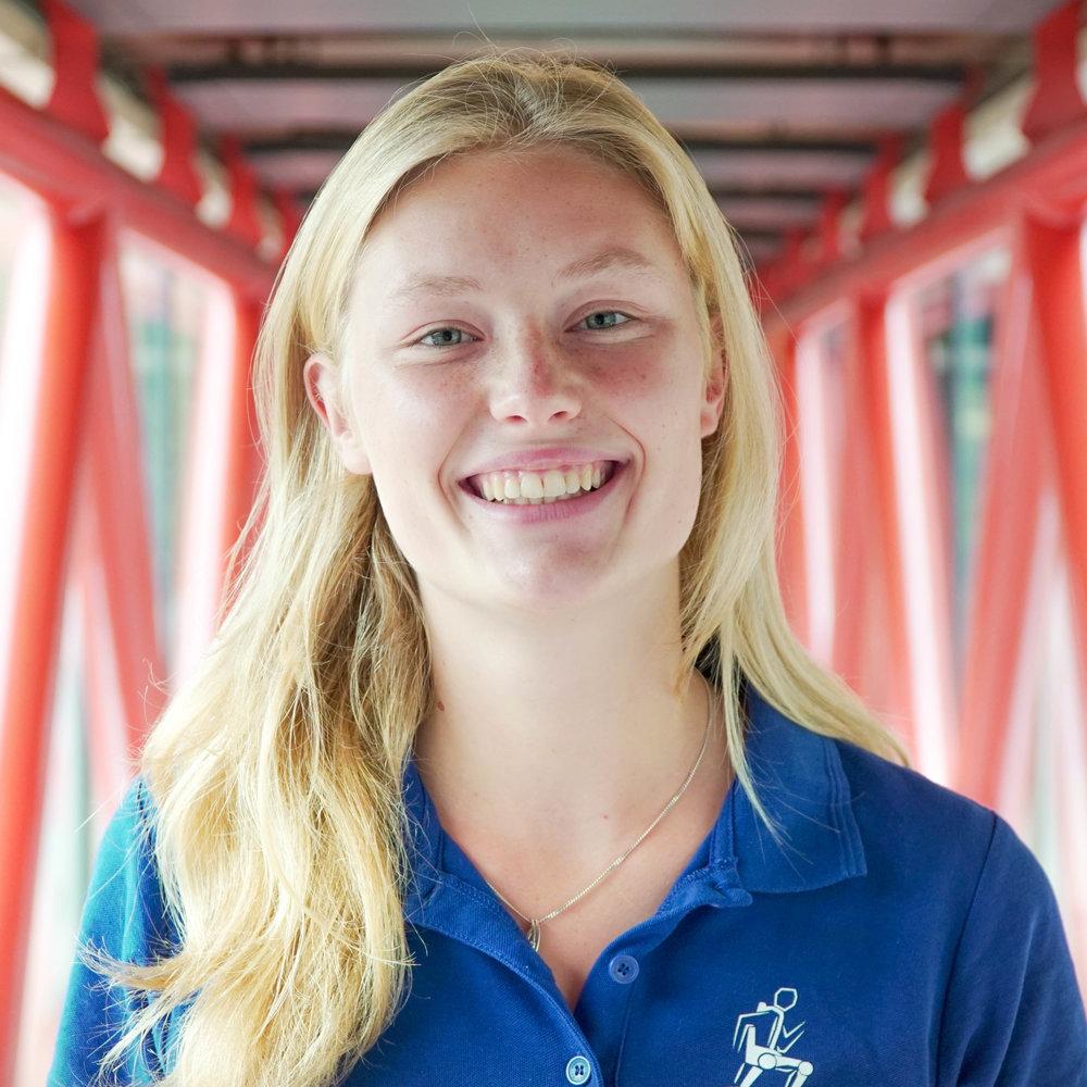 Larissa Mulder  Frame Engineer