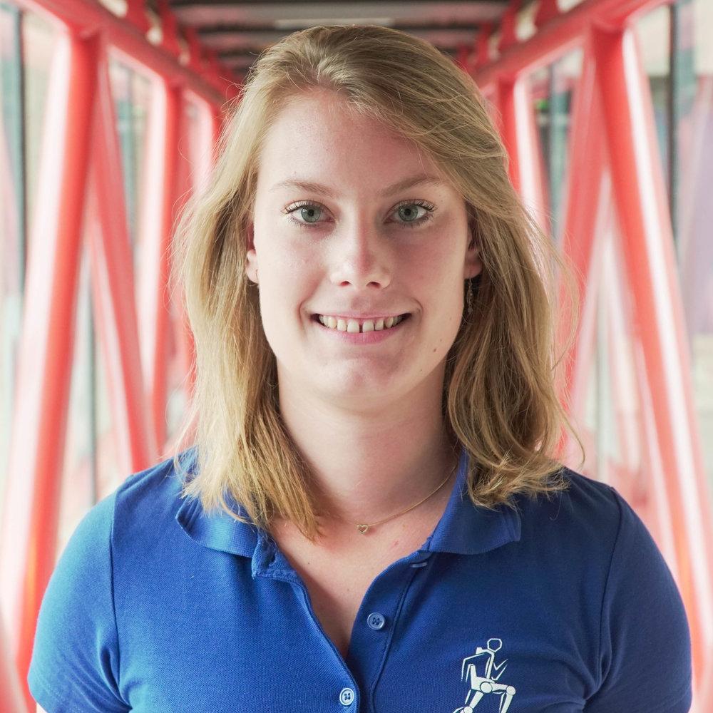 Ilse Calis  Human Machine Interaction Engineer