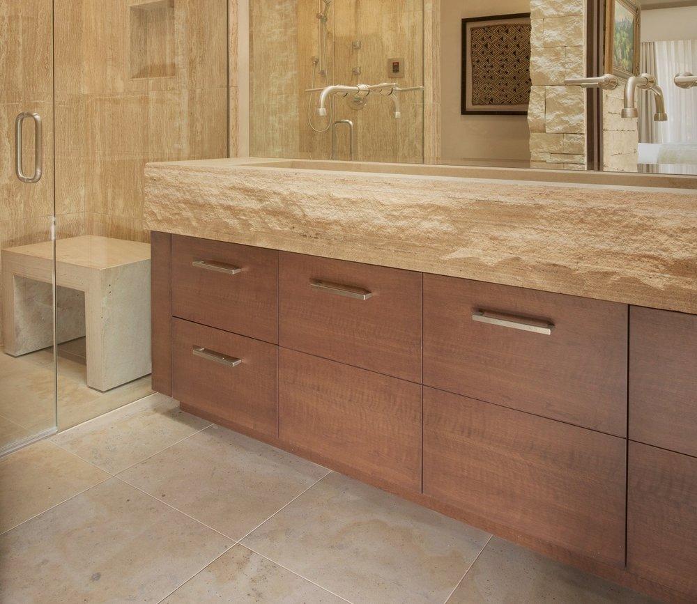 Vanities - Your restroom vanity should be both functional and beautiful.