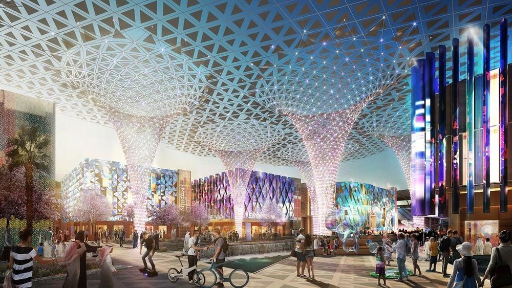 Expo 2020 for The National