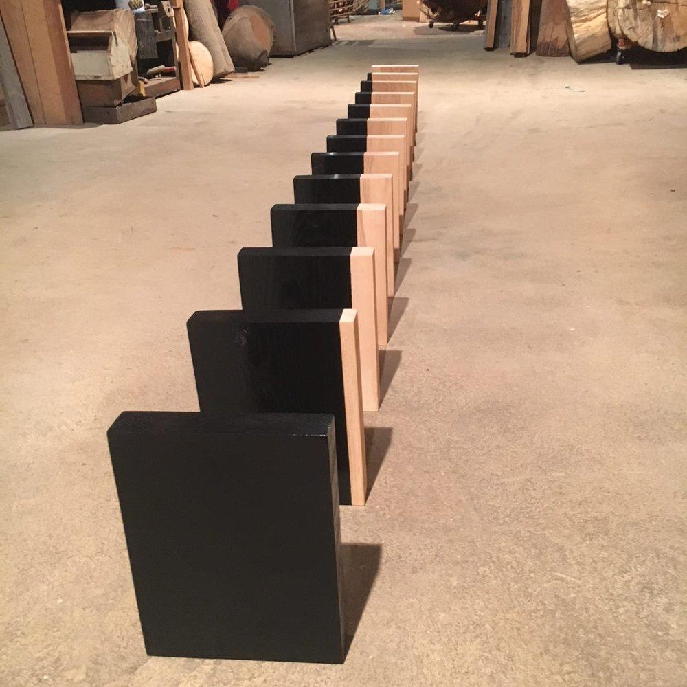 Installed at Chatauqua 57th Annual Exhibit, 2014