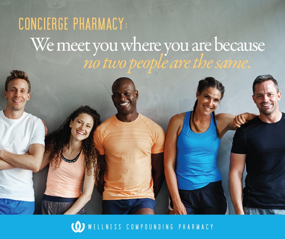 Concierge health and pharmacy solutions in Cary, NC