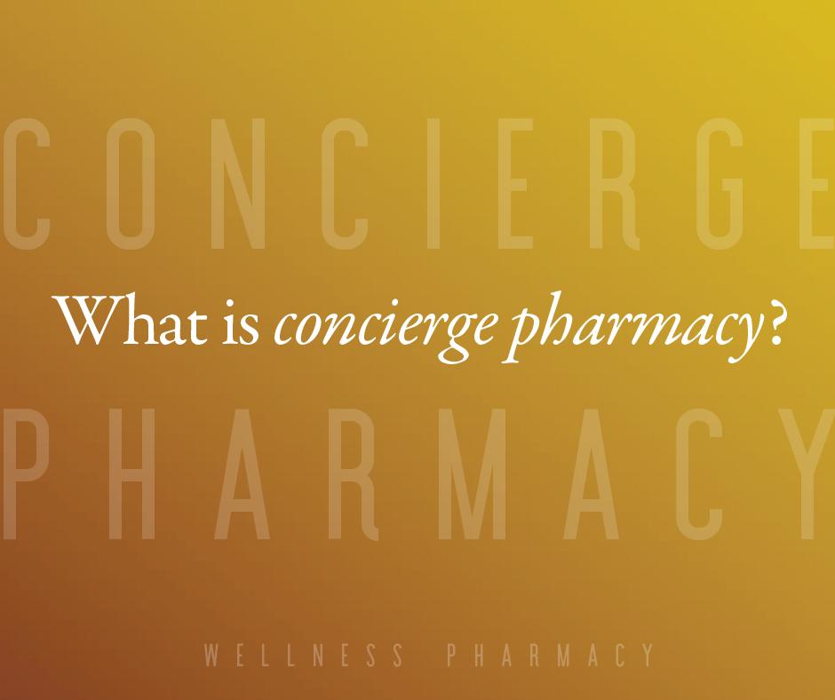Wellness Concierge Pharmacy in Cary, NC open Mon.-Fri.i