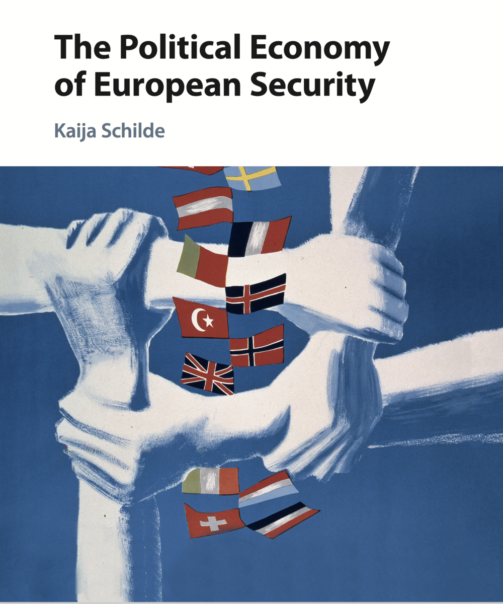 - The Political Economy of European Security. Cambridge University Press, 2017.