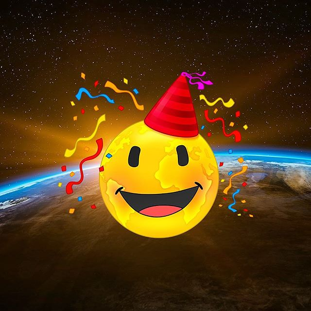 It's only a month until #WorldEmojiDay 2018! 😎 Who's excited? 🙋♀️ July 17th is the date for your diary. 😉 📆🌎🌍🌏📆