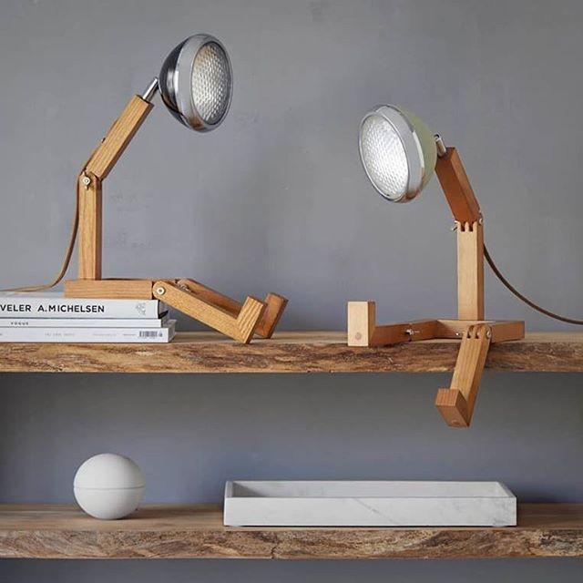 Les lampes Mr.Wattson sont à l'honneur chez Morenita ! À découvrir en boutique ! Dépêchez-vous avant qu'elles ne prennent leurs jambes à leur cou... #NouvelleCollection #piffanycopenhagen #lampes #design #Cadeau #Décoration #Morenita #Paris #Batignolles