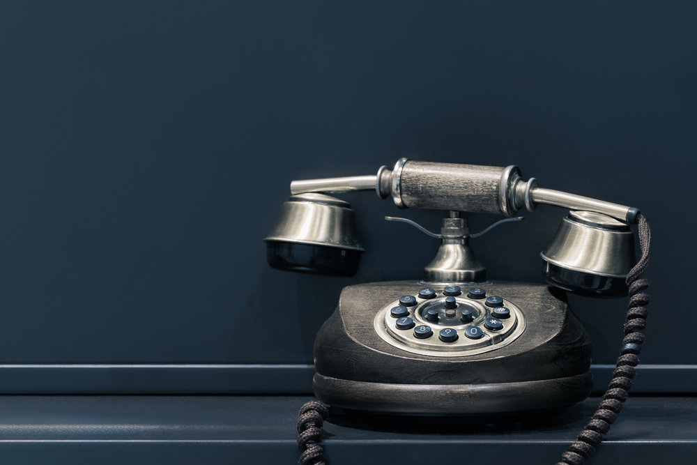 Telefoni - Ring billigt med vår bredbandstelefoni