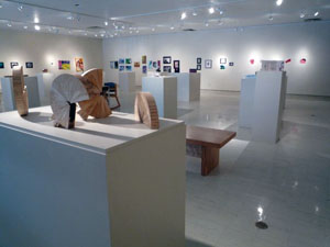 UW-Whitewater Crossman Gallery  Greenhill Center of the Arts 950 W. Main Street Whitewater, WI 53190