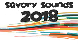 Savory Sounds Concerts  June 14, 21, 28 and July 12, 19, 2018