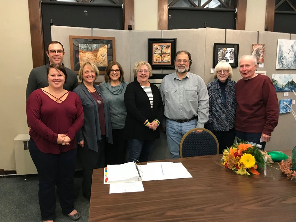 2019 Whitewater Arts Alliance Board of Directors