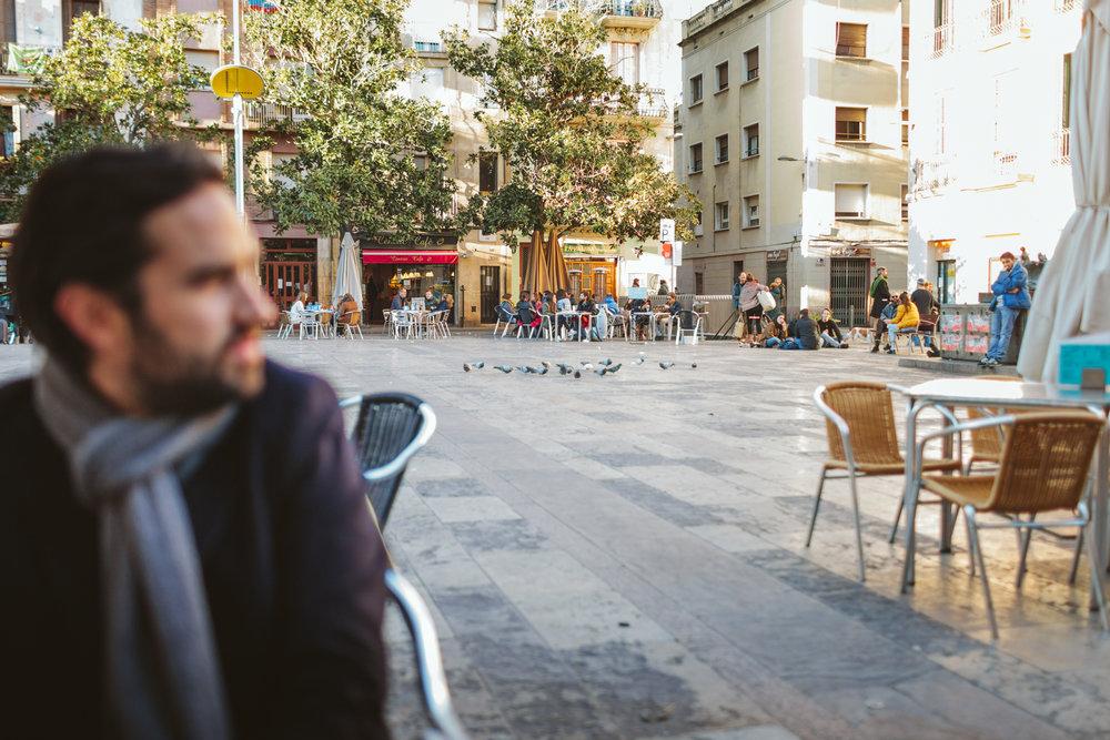 My life in Barcelona - Daniel