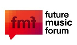 FMF Future Music Forum Logo