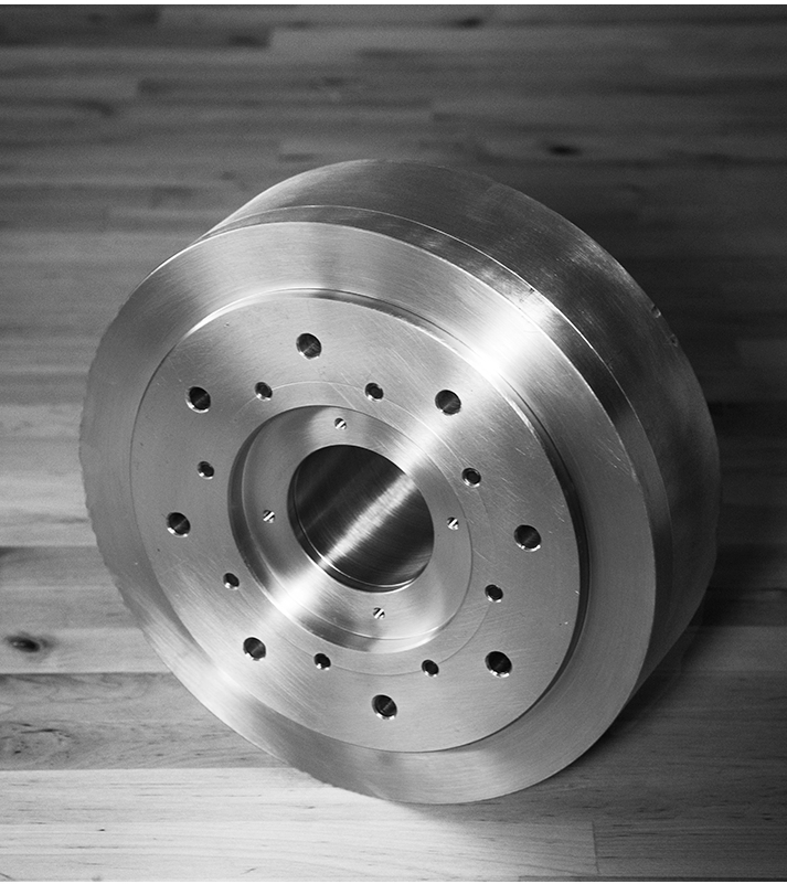 The Circular Wave Drive Solution - Speed reduction technology is heavily relied on in the Robotics, Aerospace, and Medical Equipment industries. Industry standard speed reducers require a special metal alloy, expensive high precision machining, and must be replaced about one time every two years when run on 18 hour shifts.  The short life span of a speed reducer results in a loss of productivity, which can prove very costly to a company.Circular Wave Drive will enable a full product line of low-cost, compact, highly-efficient, ruggedized, speed-reducing gearing systems which overcome the limitations of both the Harmonic Gear Drive and Nabtesco RV, enabling the CWD to disrupt both the value and premium markets.