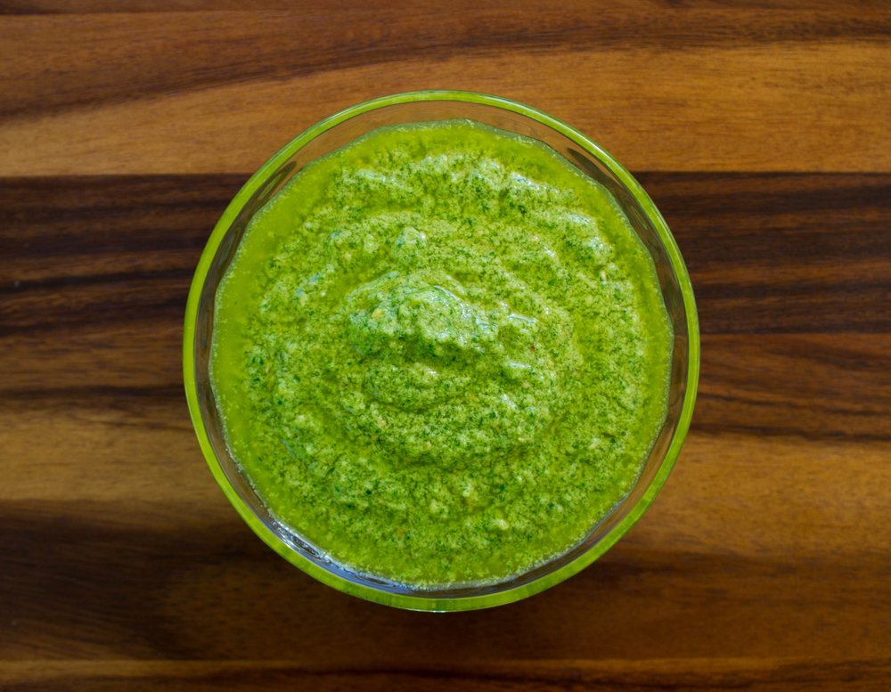 Cashew Pesto - Carolyn's Pantry