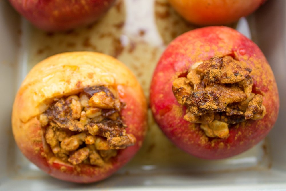 Baked Spiced Apples
