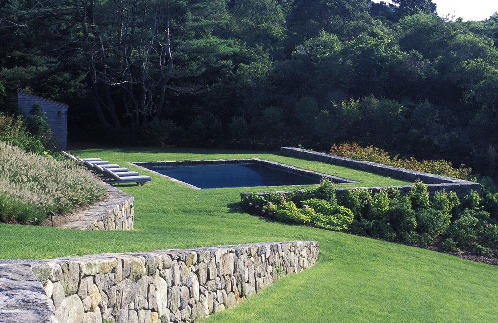 Pool  Quissett, MA