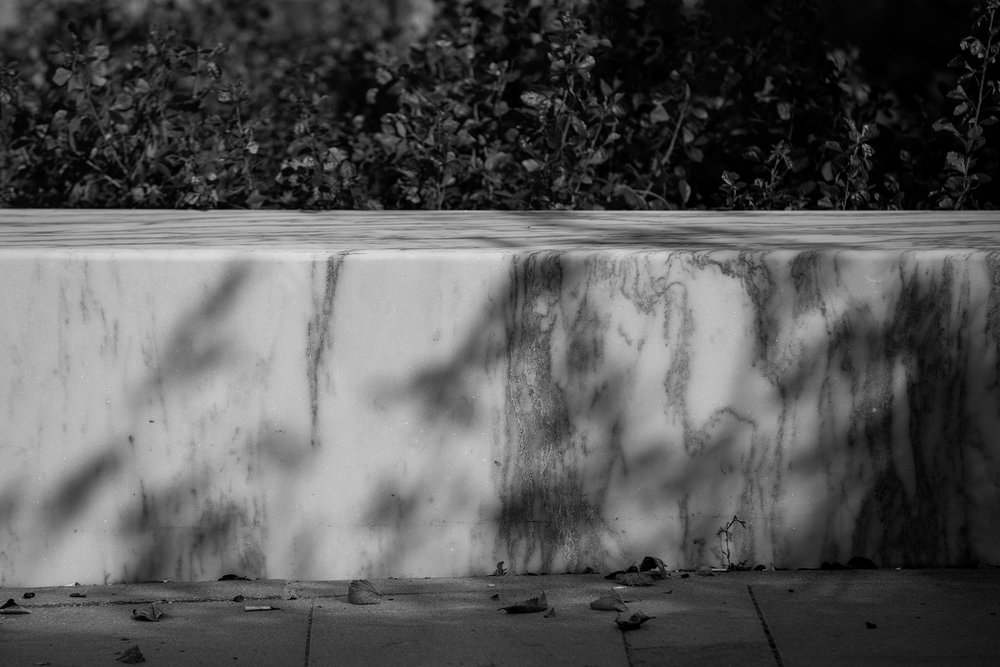 Marble Bench Williams College Williamstown, MA