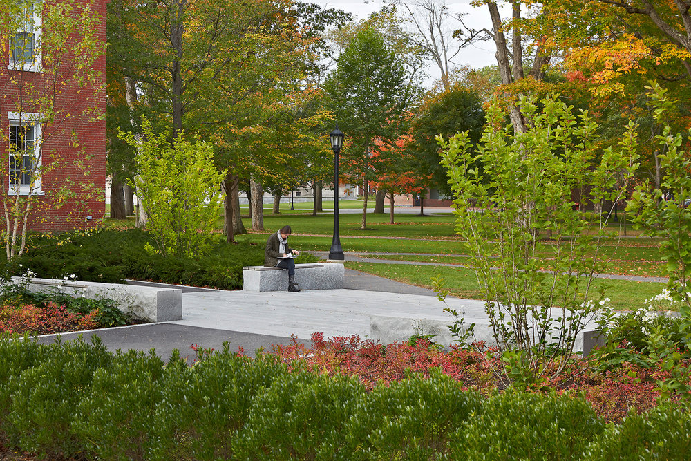 Granite   Bowdoin College Brunswick, ME