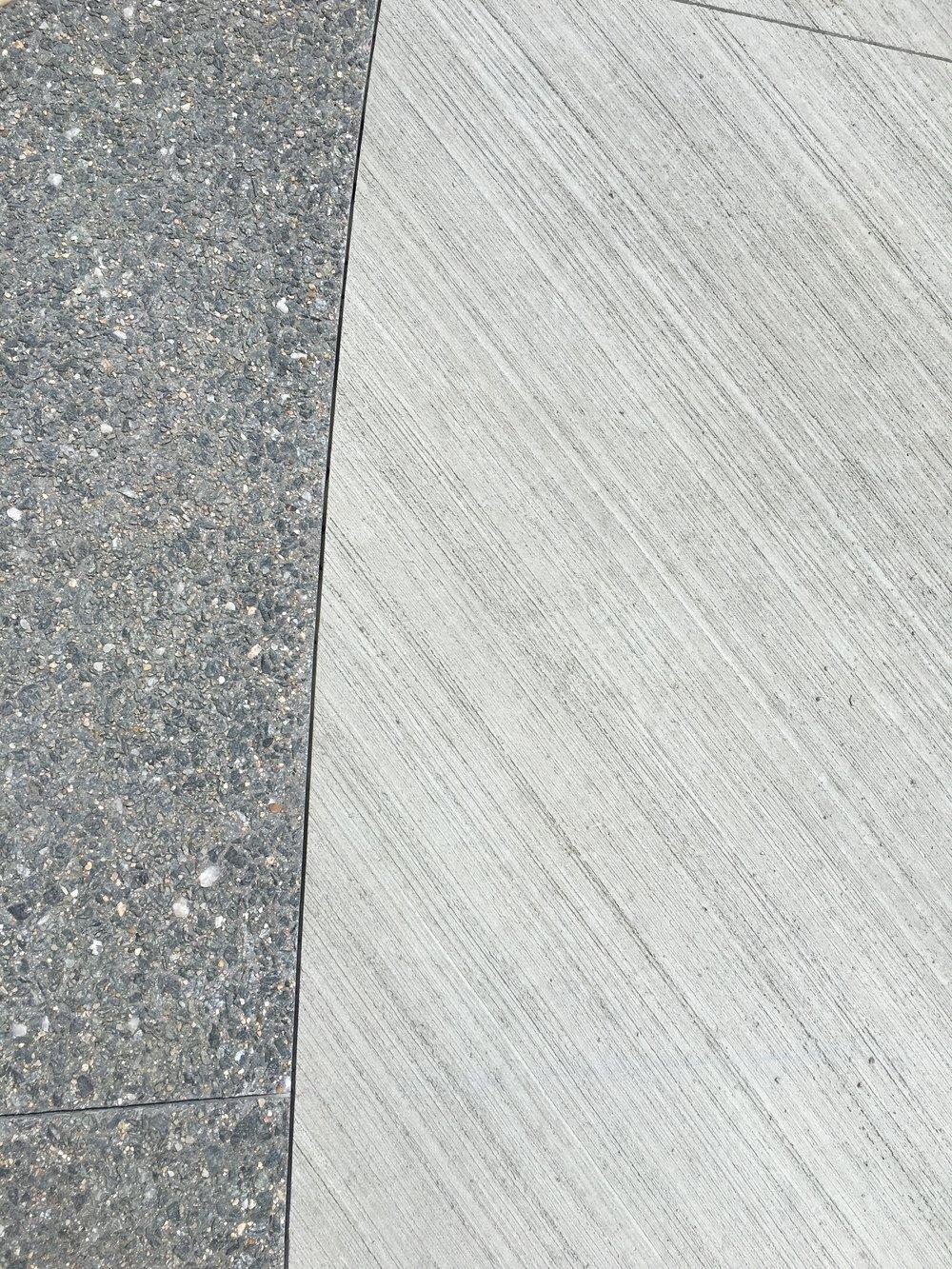 Exposed Concrete  NEU ISEC Boston, MA