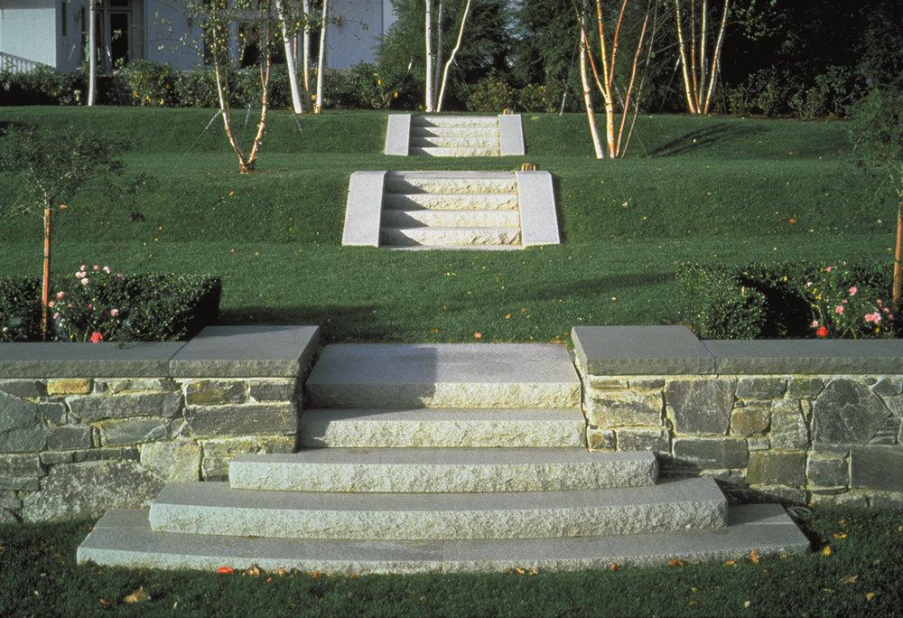 Granite Steps  South Shore Landscape (Ten Landscapes)
