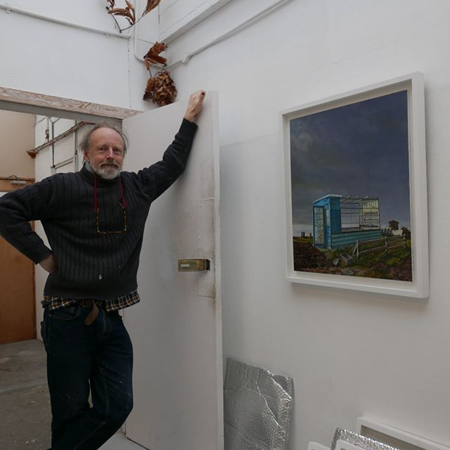 @julianperry.info Nice to meet you today and thanks for taking time to chat about your art, ideas and insights at your Hackney Wick studio. We are very proud to have one of your paintings (Distant tower through the trees (2002)) in our Basildon Arts Trust Collection. Full article coming on the website soon.  In the meantime you can see the BAT Collection over on our website:  www.tfea.org.uk/bat-collection  And check out Julian's website too:  http://www.julianperry.info  Thank you! :-) #julianperry #julianperryart #TFEA #britishpainting #britishlandscapepainting #studiovisit #hackneywick #hackneywickart #britanniaworks #thankyou