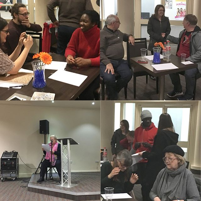 Massive thanks to all that came to the Basildon at 70 ideas session last week! With storytelling and poetry. There is still time to submit ideas for our September arts week (23rd - 28th): ***DEADLINE 12TH APRIL AT 12.00PM *** CONTACT VIA THE WEBSITE *** Thank you @basartsindex @luwilliamsdotcom @basildonhistory @warren__harper @christinetownley @rclearyrcleary @carlbrindartist @liz.grant910 + others that came not on social media :-) :-)