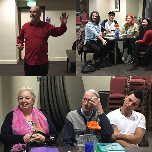 Massive thanks to all that came to the Basildon at 70 ideas session last week! With storytelling and poetry. There is still time to submit ideas out our September arts week (23rd - 28th): ***DEADLINE 12TH APRIL AT 12.00PM *** CONTACT VIA THE WEBSITE *** Thank you @basartsindex @luwilliamsdotcom @basildonhistory @warren__harper @christinetownley @rclearyrcleary @carlbrindartist @liz.grant910 + others that came not on social media :-) :-)