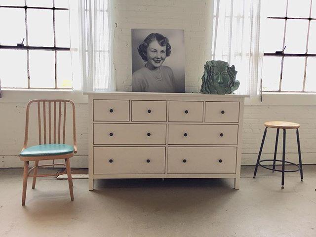 Studio 10/26 #frontstreetstudios #artiststudio #artistloft #dayton #loft #mom #minimalism