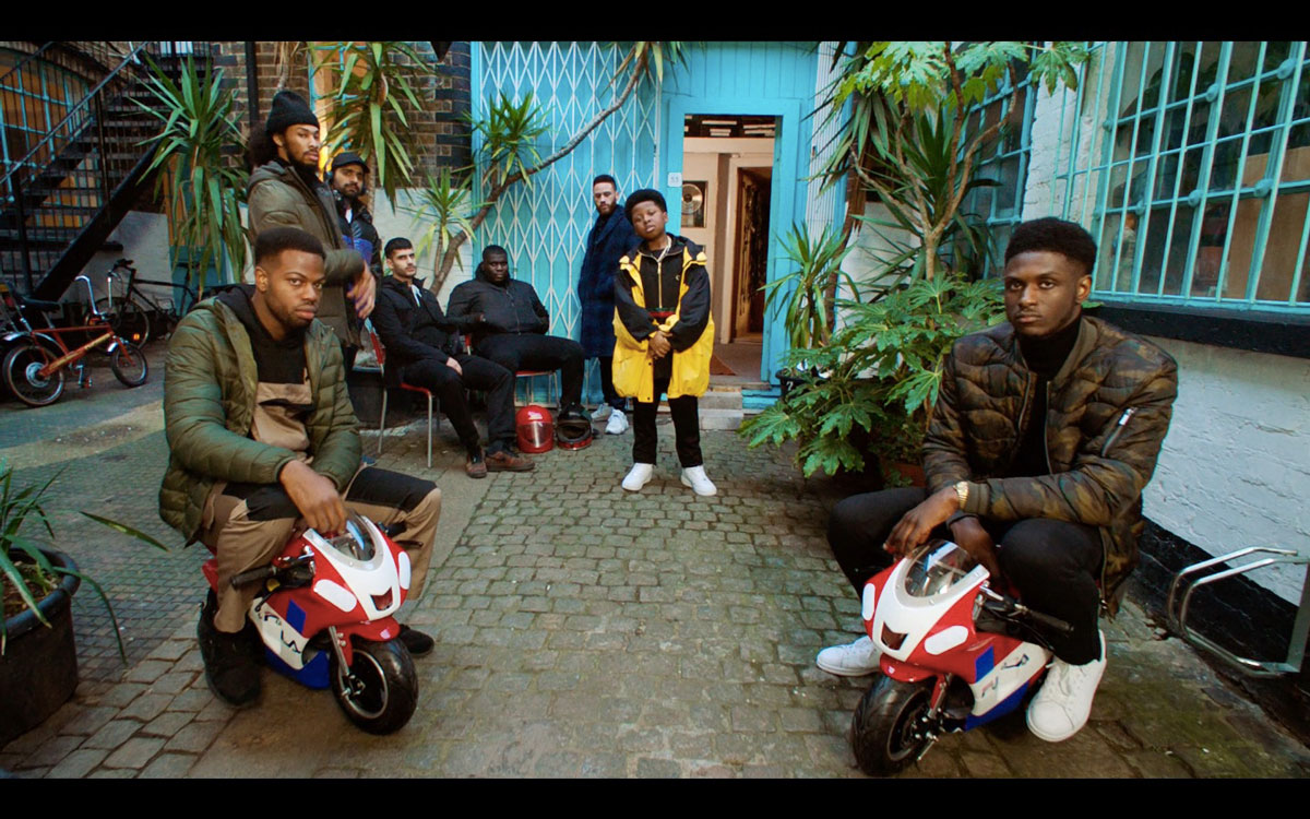 Wiley, Stefflon Don, Sean Paul f/ Idris Elba - Boasty (Official