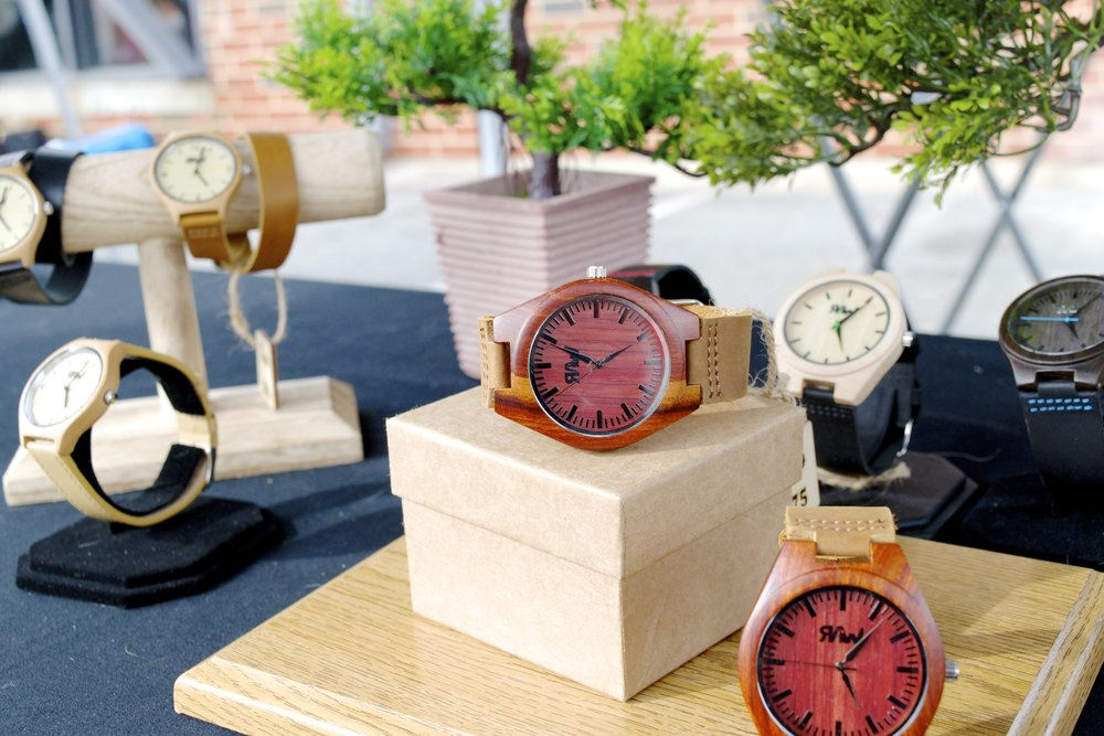 Watches from RAW via Katie Rains