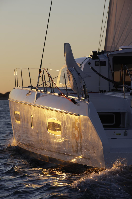 Outremer 51 Catamaran sunset.jpg