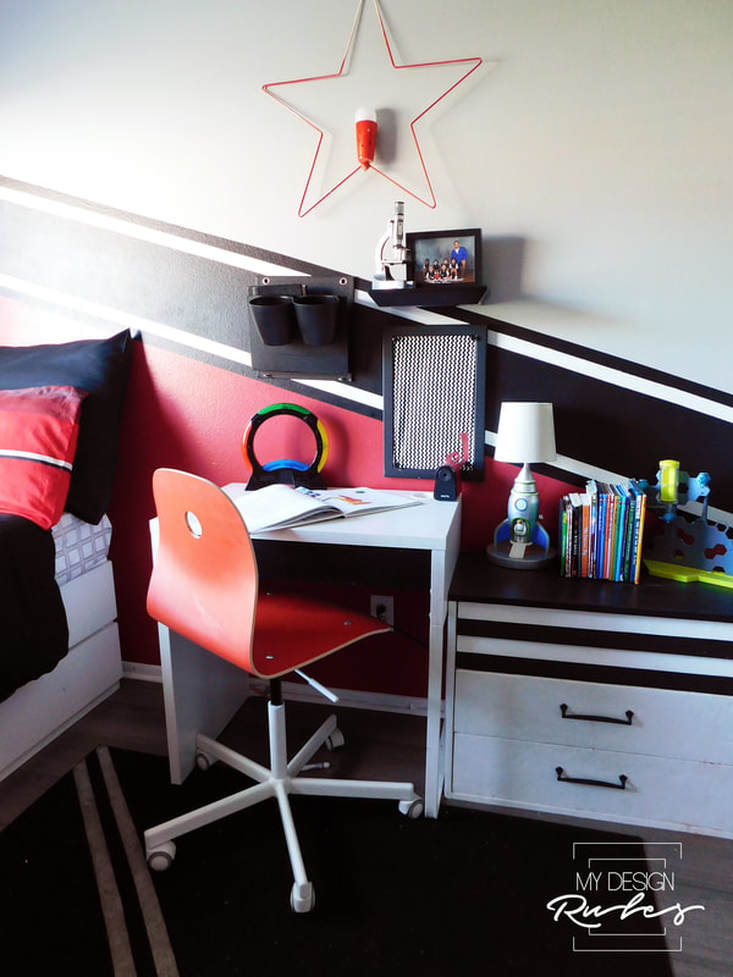 www.JadoreLeDecor.com | Kid Bedroom Organization hacks | Whole House Organization Challenge