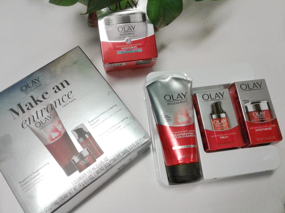 www.JadoreLeDecor.com | I've heard so many great things about the Regenerist line and decided that I would give it a try.  | Beauty | Olay | Personal Care