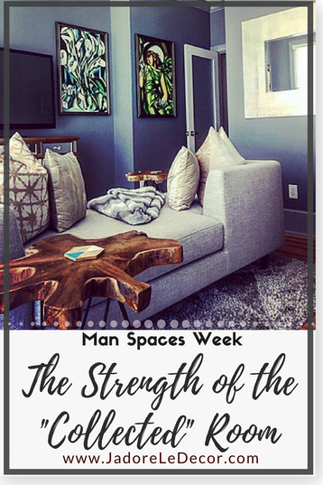 "www.JadoreLeDecor.com | What is so-called ""masculine decor"" anyway? I'll break the whole thing down to you with a simple analogy. I'll break the whole thing down to you with a simple analogy.