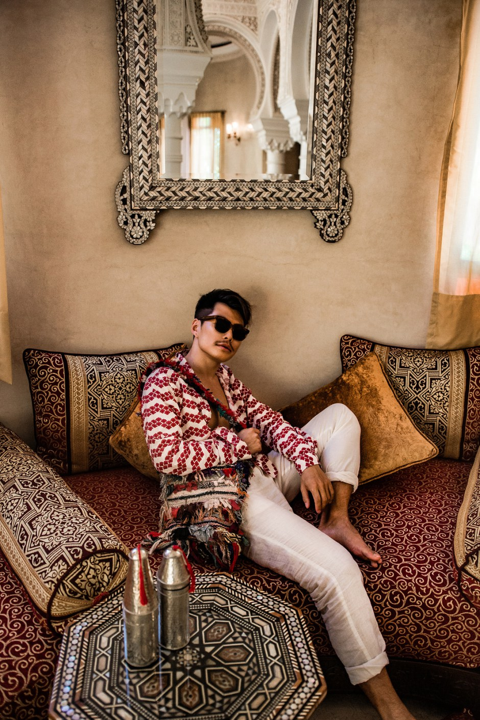 www.JadoreLeDecor.com | It's Man Spaces Week on J'adore le Decor! Today we take a closer look at one of the most intriguing luxury men's fashion, travel and interiors feed on Instagram - Bloggers Boyfriend. | Masucline Interiors | Men's Fashion