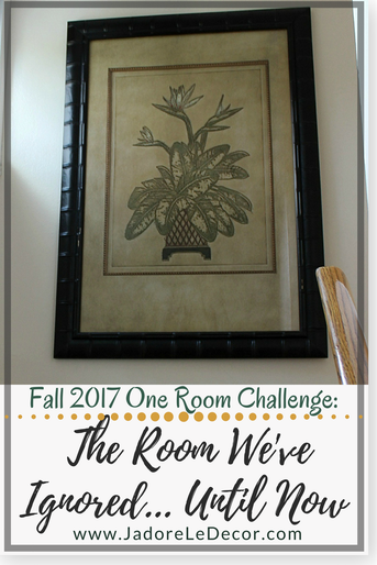 www.JadoreLeDecor.com | Welcome to Week 1 of the One Room Challenge! I can't tell you how excited I am to be able to take you on this journey with me as I makeover my hallway. | Hallway Makeover |Small Space Upgrade