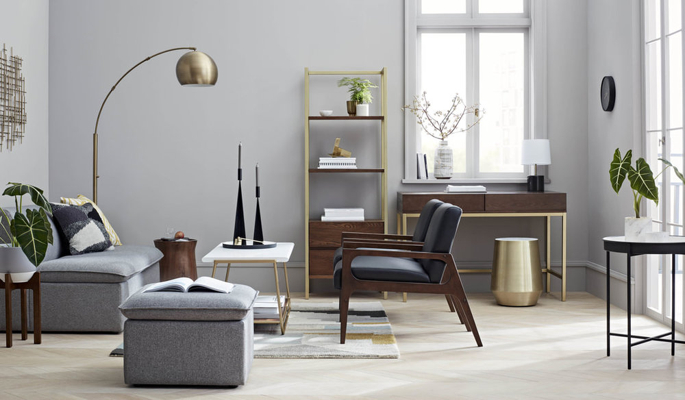 www.JadoreLeDecor.com | A review of Target's new collection: Project 62. | Small space living | Small Home Furnishings