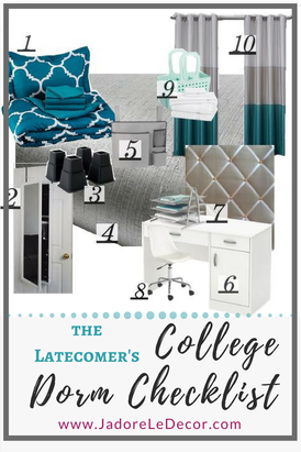 www.JadoreLeDecor.com | the perfect organization challenge for Small homes and apartments. | Whole House Organization Challenge | Small space living
