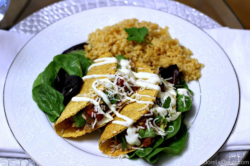 The Best 20 Minute Jerk Chicken Tacos You Ll Ever Make J Adore