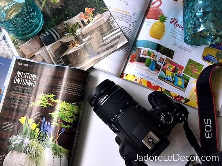 www.JadoreLeDecor.com |Basic steps I take to prepare for a successful room makeover. | Room Makeover Tips