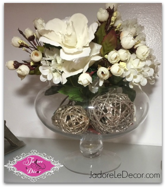 www.JadoreleDecor.com |Glassware, and how you can use it in decorating your home | Interior Styling