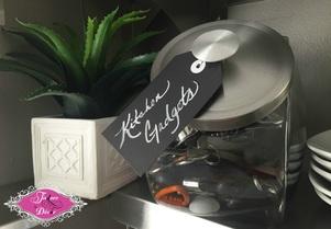 www.JadoreleDecor.com | Stylish ways to store and organize everyday items. | Storage Solutions | Small Space Organization