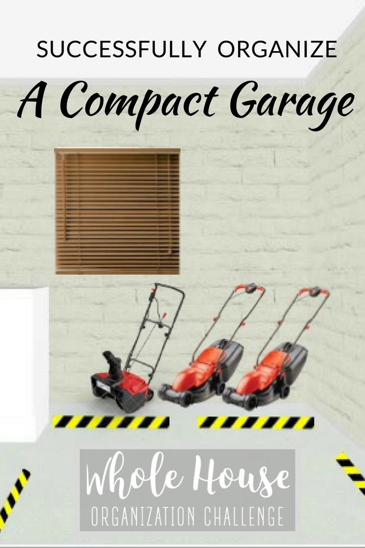 www.JadoreLeDecor.com | Garage Organization