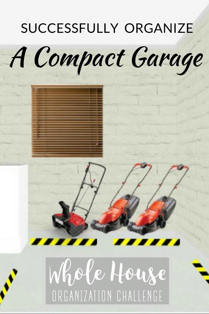 www.JadoreLeDecor.com | Garage Organization